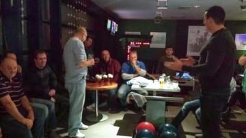 Bowling - november 2013