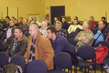 Členská schôdza - január 2014