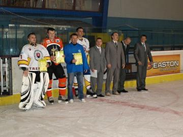 Hokejový turnaj - máj 2013