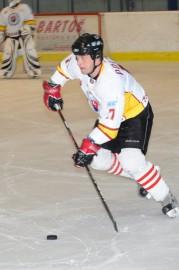 Hokejový turnaj - marec 2015