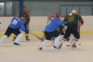 Hokejový turnaj - marec 2016