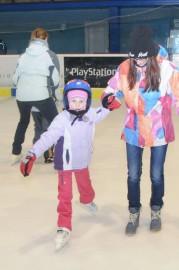 Korčuľovanie (1. február 2015)